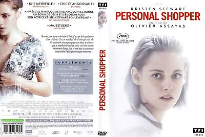 DVD - PERSONNAL SHOPPER - Kristen STEWART
