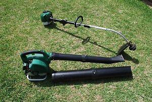 Gardenline (Aldi brand) Petrol Trimmer and Blower Muncher Gladesville Ryde Area Preview