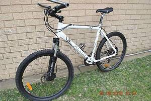 Mountain Bike FLUID Rythym Downhill  Excellent condition Concord Canada Bay Area Preview