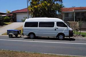 2004 Toyota commuter motorhome Banksia Beach Caboolture Area Preview
