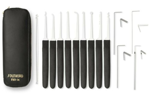 Southord PXS-14 14 Piece Set with Grips