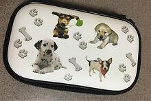 DS LITE / 3DS CASE BRAND NEW Dog theme Brassall Ipswich City Preview