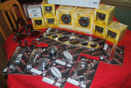 Ford / Chevrolet Hot Rod Items. Muscle Car Gauge's