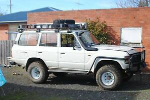 1984 Toyota LandCruiser Wagon Carrick Meander Valley Preview