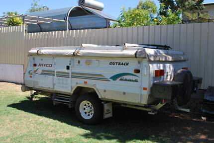 Jayco Eagle Outback 2004 Mount Isa Mt Isa City Preview