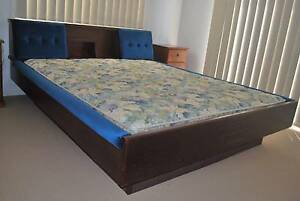 King Bed Base and mattress Augustine Heights Ipswich City Preview