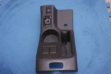 2004 Impreza Central Console
