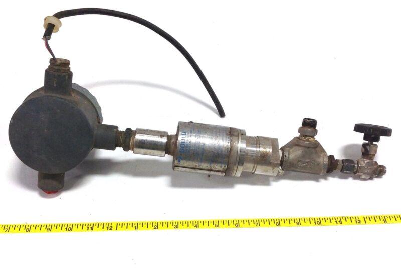 GOULDS PRESSURE TRANSMITTER PG3000-200 104914