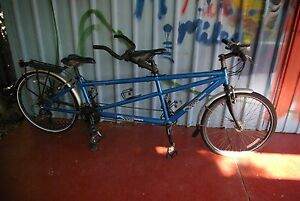 Tandem bicycle for adult and child Shenton Park Nedlands Area Preview