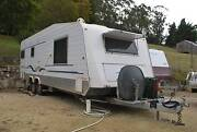 Roma Elegance 2009 24ft with Annex Perth Northern Midlands Preview