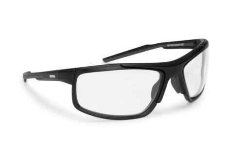 Bertoni Sport Technical Photochromic Sunglasses for Cycling MTB Running - F180A
