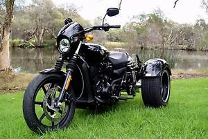 2016 HARLEY-DAVIDSON STREET 500 TRIKE Cannington Canning Area Preview
