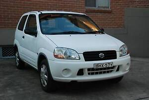 Suzuki IGNIS 3 Doors Hatchback in excellent condition with low KM Epping Ryde Area Preview