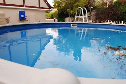 Swimming Pool Flagstaff Hill Morphett Vale Area Preview
