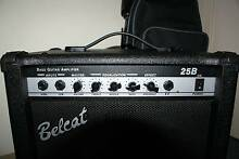 Belcat Bass Guitar Amp 25B Westmead Parramatta Area Preview