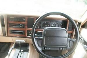 1997 Jeep Cherokee Wagon Banks Tuggeranong Preview