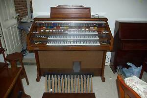 Organ - Kawai 3-tier electric DX1900 Cromer Manly Area Preview