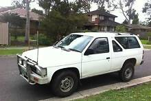 1989 Nissan Pathfinder 4X4 4WD DUAL FUEL MANUAL Scoresby Knox Area Preview