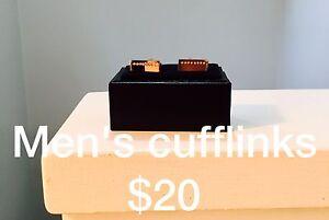 ***Mens cufflinks NEW *** Bradbury Campbelltown Area Preview