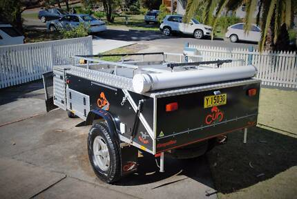 Cub Kamparoo Brumby - Off Road camper trailer Manly Vale Manly Area Preview