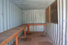 20' Sea Containers / Site Boxes Jandakot Cockburn Area Preview
