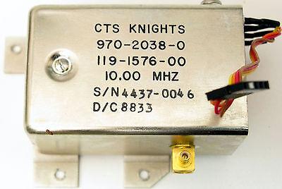 Tektronix Cts Knights 119-1576-00 970-2038-0 10mhz 494ap 494a