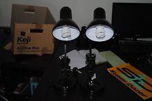 2 x desk lamps Chuwar Brisbane North West Preview