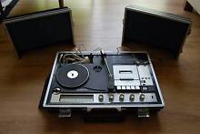 Vintage Early 70s Rambler (Japanese Made) Portable Turntable Kensington Norwood Area Preview