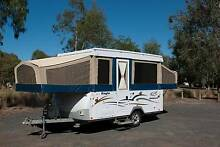 Jayco Eagle campervan 2008 Mont Albert North Whitehorse Area Preview
