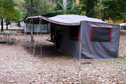 Dingo camp trailer 1999 Red Hill Mornington Peninsula Preview