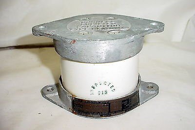Cornell Dubilier Mica Capacitor High Voltage .03 Uf 2000v