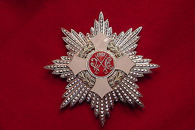 ITALY WWII MEDAL MILITARY ORDER OF SAVOY GRAND KNIGHT CROSS - ERWIN ROMMEL