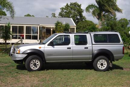 Nissan Navara2005 DX D22