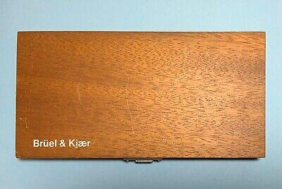 Bruel Kjaer 4370 Accelerometer Partial Kit
