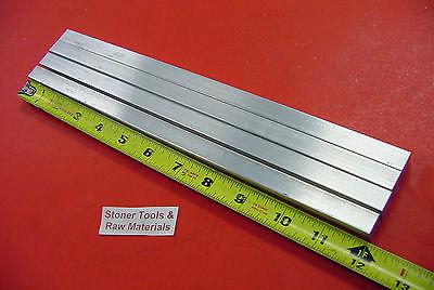 4 Pieces 12 X 12 Aluminum Square Flat Bar 12 Long 6061 T6511 New Mill Stock