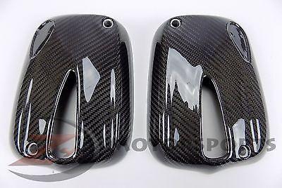 BMW R850R Engine Cylinder Head Valve Cover Panel Fairing Cowling Carbon Fiber