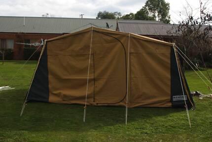 Camper Trailer with camp kitchen Cardigan Ballarat City Preview