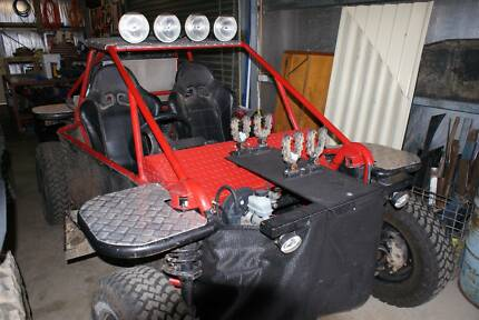 Off road Buggy March Cabonne Area Preview