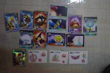 Super Mario Galaxy Cards and tattoos City North Canberra Preview