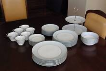 Noritake Laureate 36 piece dinner set (pattern 5651) Pennant Hills Hornsby Area Preview