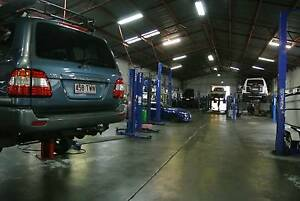 mechanical /exhaust workshop Logan Central Logan Area Preview