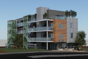 Brand New Rental Studio Suites in Quadra Village