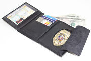 Police Badge Wallet