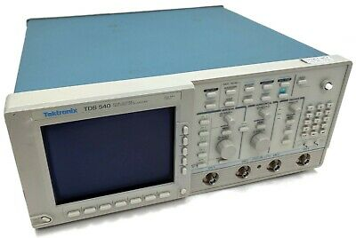 Tektronix Tds 540 Four Channel Digitizing Oscilloscope 500mhz 1gss As-is Read