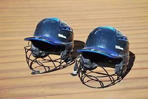 Kids Baseball Batting Helmets Mount Claremont Nedlands Area Preview