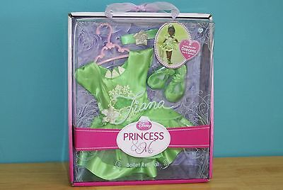 Disney Princess and Me Tiana Ballet Recital Outfit for 18