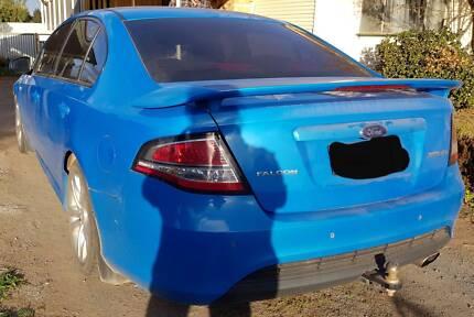 2009 Ford Falcon XR6 Sedan Leeton Leeton Area Preview