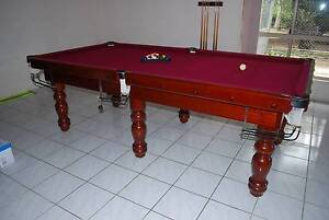 8x4 billiard/pool table Munruben Logan Area Preview