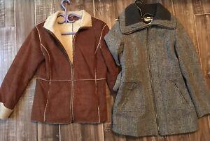 2 manteaux d'hiver. A VENDRE