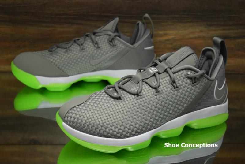 e79e119ed99 Nike Lebron XIV Low Dust Silver 878636-005 Basketball Shoes Men s Multi Size